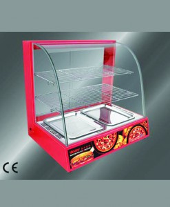tủ trưng bày bánh nóng BV-808