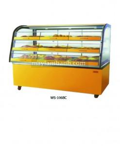 tủ trưng bày bánh ngọt ws 106bc